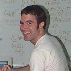 MySpace's default friend, Tom